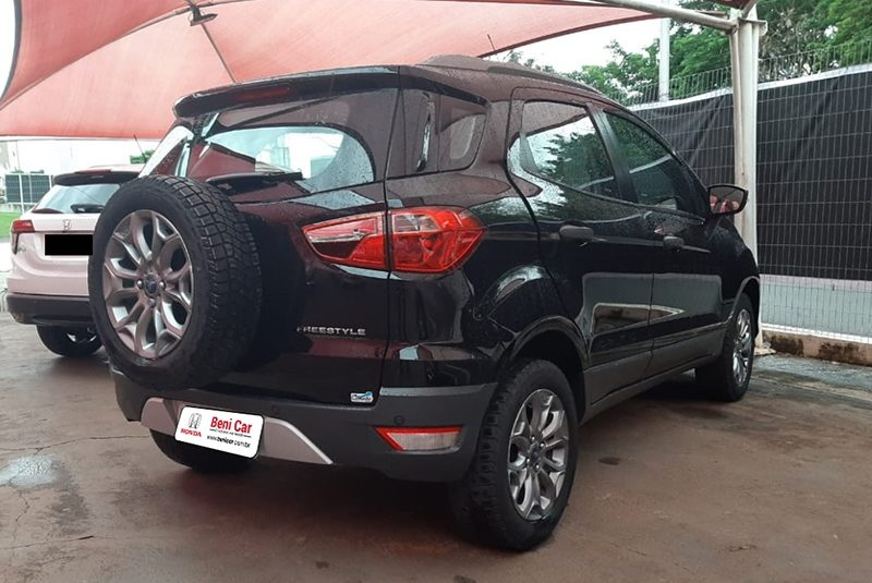 Ford Ecosport Freestyle 1.6 – MT