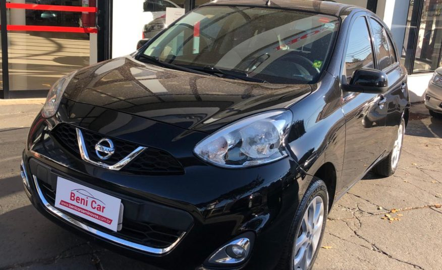Nissan MARCH SV 1.0 – MT